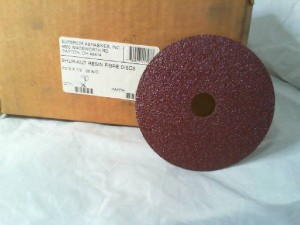 SUPERIOR ABRASIVES 11727 NEW IN BOX