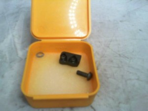 NEW IN BOX KENNAMETAL 3.77000R050V HOLDER NEW IN BOX