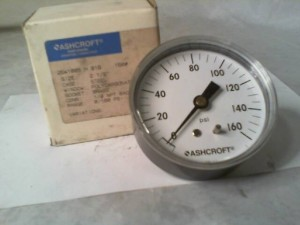 ASHCROFT 25W1005H01B New in Box