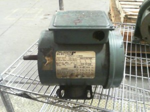 RELIANCE ELECTRIC P56H1301G Used