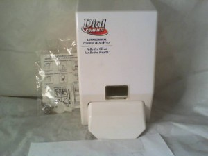 DIAL COMPLETE DISPENSER New in Box