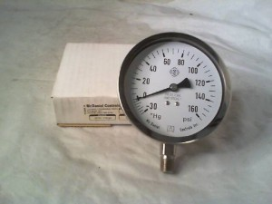 MCDANIEL CONTROLS 316 GAUGE