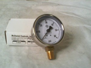 Mcdaniel Controls 060PSI New In Box