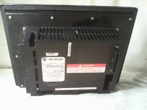 Allen Bradley 2711-T10G10 Touch Screen Operator Interface - Used