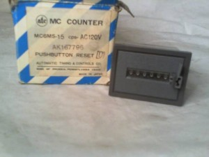 ATC MC6MS-15 Counter - New in Box