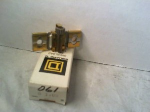 SQUARE D B103 HEATER NEW IN BOX