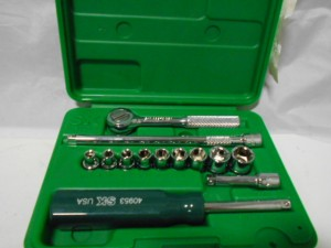 SK 4913  13 PIECE SOCKET SET NEW IN BOX