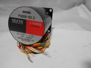 VEXTA PH268E23 MOTOR NEW IN BOX
