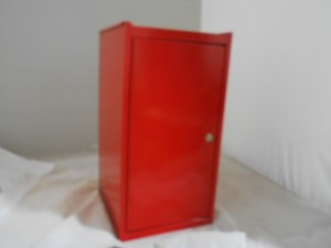 GENERAL RED CABINET CABINET NEW