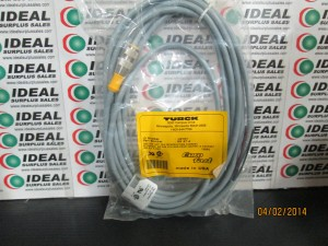 TURCK RT4T4  U2157 CABLE NEW IN BOX