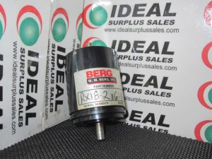 BERG RX182 REDUCER NEW