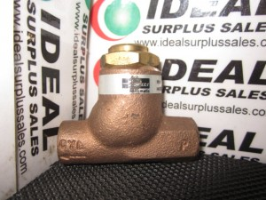 PARKER HANNIFIN S25B VALVE USED