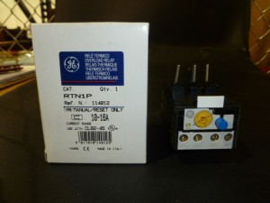GENERAL ELECTRIC RTN1P RELAY NEW IN BOX