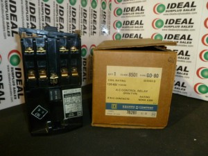 SQUARE D 8501G080 RELAY