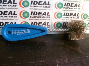 STAINLESS STEEL BRUSH SS15 New in Box