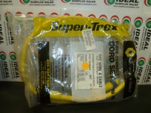 TPC WIRE & CABLE 98047 CABLE NEW IN BOX