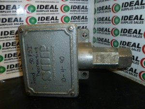SOR 6NNK3C2A SWITCH USED