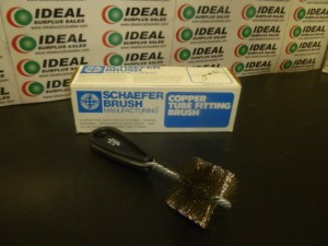 SCHAEFER BRUSH 93411 Stainless Steel Wire Brush NEW IN BOX
