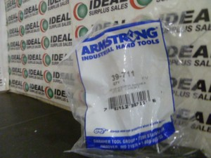 ARMSTRONG TOOLS 39711 NEW IN BOX
