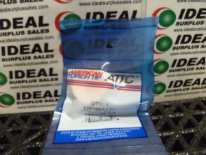 AMERICAN TORCH TIP 220189ATTC NEW IN BOX