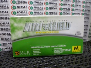 NITRISHIELD 6025 GLOVES NEW IN BOX