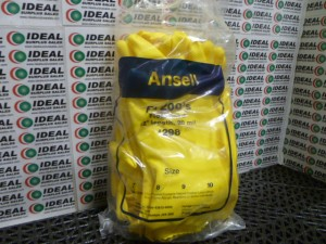 ANSELL 298 GLOVES NEW IN BOX