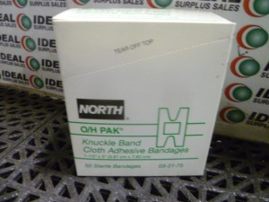 NORTH 032175 BANDAGES NEW IN BOX