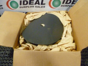 NEEDMORE ABRASIVE C120X965F DISC NEW IN BOX