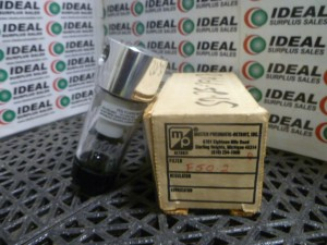 MASTER PNEUMATIC F502 FILTER NEW IN BOX