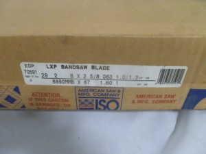 LENOX 70591 BLADE NEW IN BOX