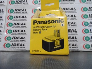 PANASONIC EY 9136 B BATTERY NEW IN BOX