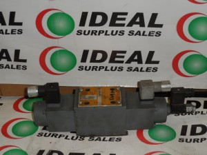 REXROTH 4WRE10W641224Z4M PROPORTIONAL VALVE USED
