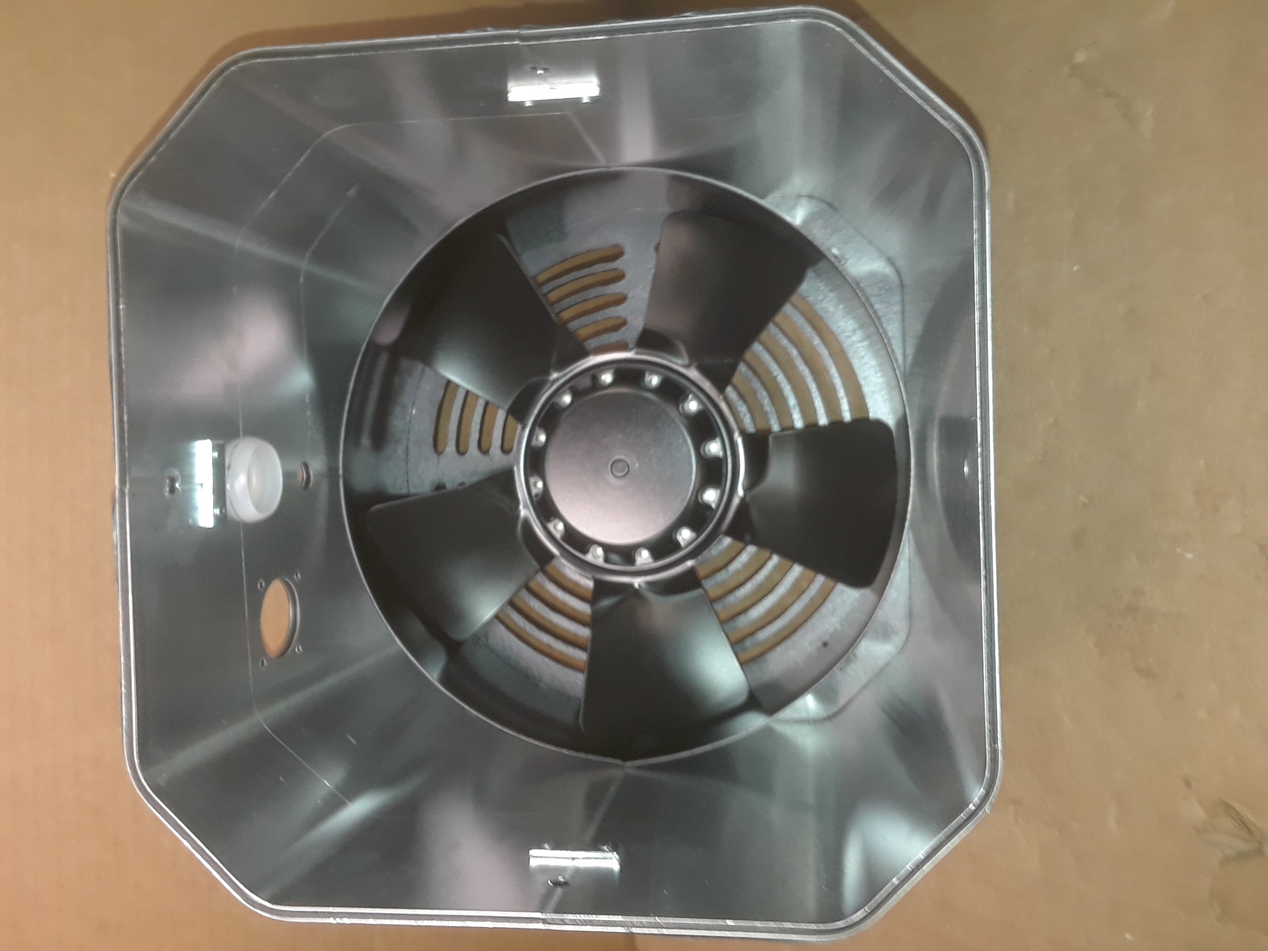 New in Box REXROTH R911288808 LEMA-AB132X631 Motor Fan and Shroud