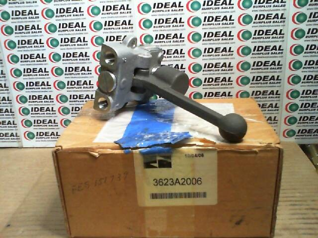 Ross Vertical Lever Valve 3623A2006 NEW IN BOX