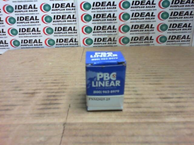 Pacific Bearing PSM202525 New In Box