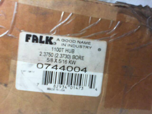 Falk 0744004 New In Box