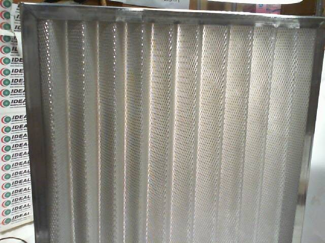 PRODUCTS ENGINEERING ALUMINUM FILTERS New