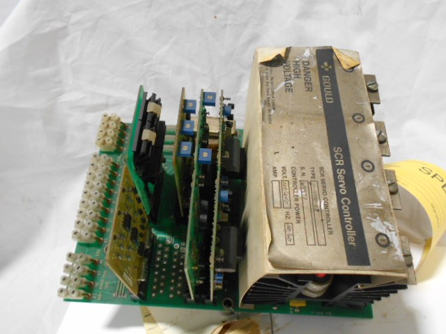 Gould 111010A3 Used