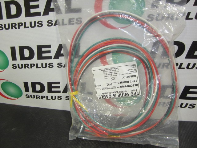 TPC WIRE & CABLE 94147 CABLE | Ideal Surplus