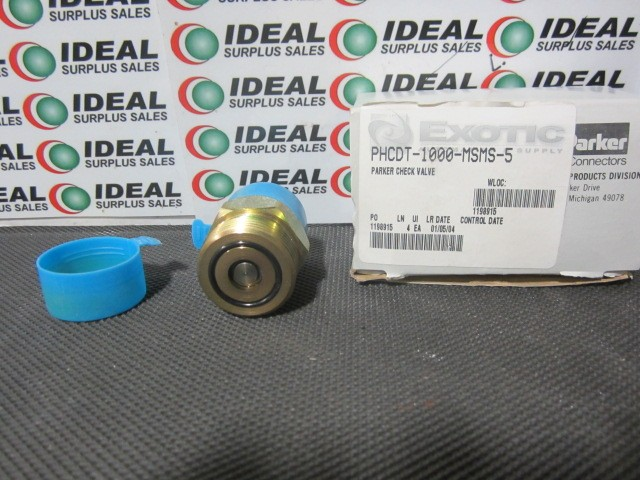 Parker Hannifin PHCDT1000MSMS5 New In Box