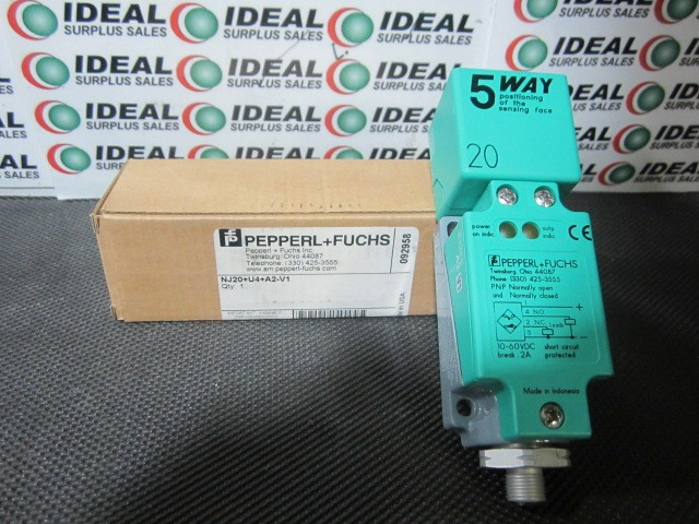 Pepperl+Fuchs NJ20U4A2V1 New In Box
