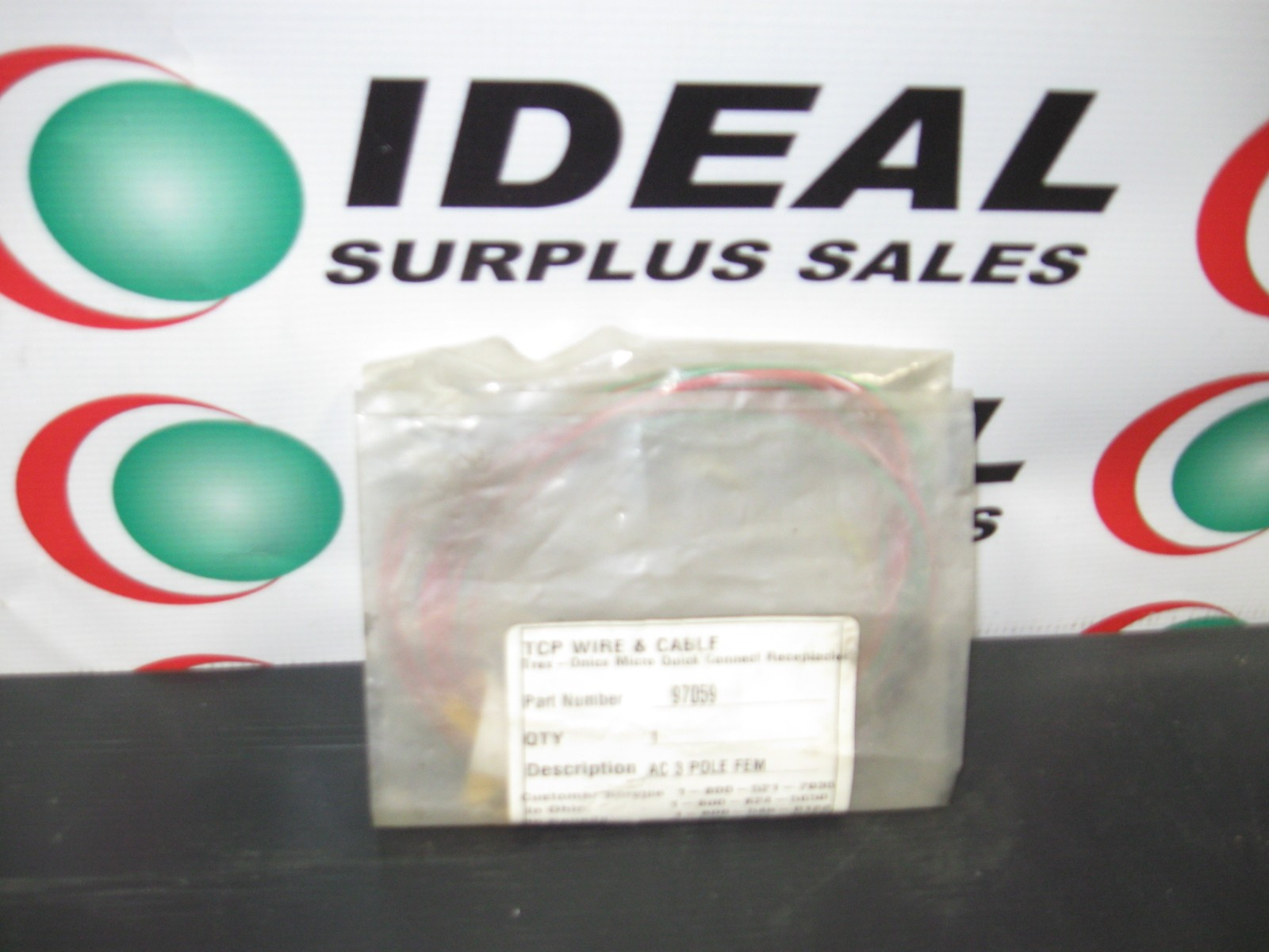 TPC WIRE & CABLE 97059 | Ideal Surplus