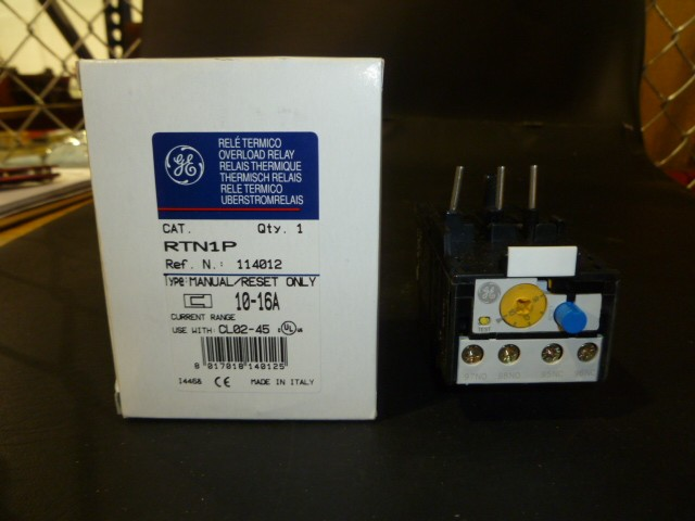 General Electric RTN1P New In Box