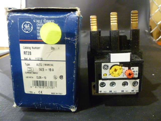 General Electric RT2B New In Box