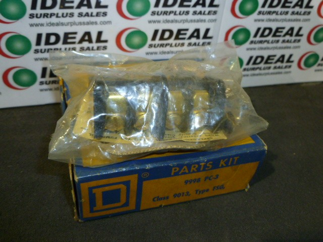 Square D 9998PC3 New In Box
