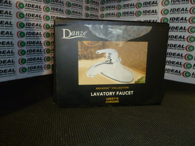 Danze D203112 New In Box