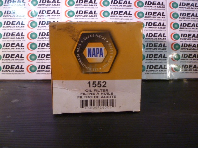 Napa 1552 New In Box