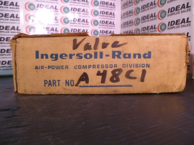 Ingersoll A48C1 New In Box