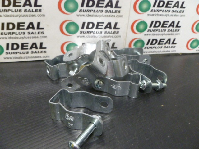Steel City 34CLAMPS New