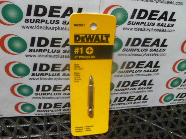 Dewalt DW2021 New In Box